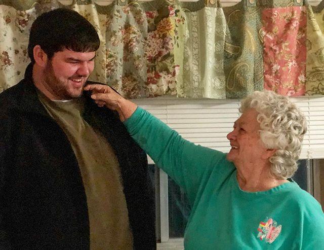 My person. #granny