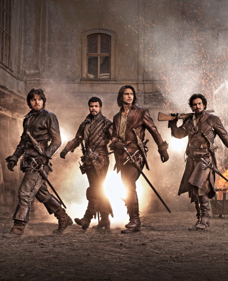 Jeremy Holland–Smith — Musician — The Musketeers.jpg
