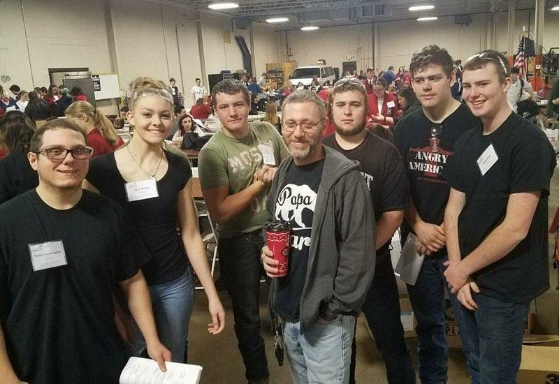MTT Team Ready for District Competition