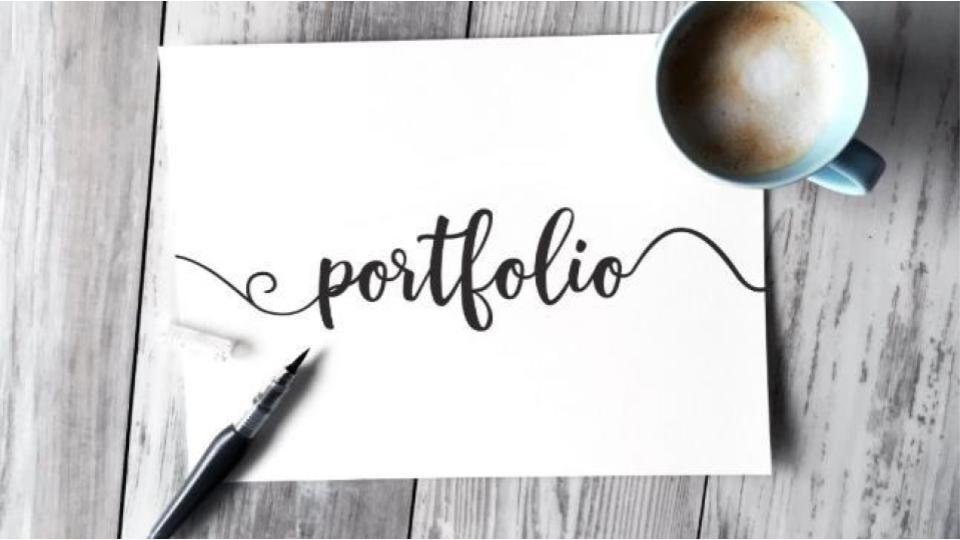 Career Portfolio -