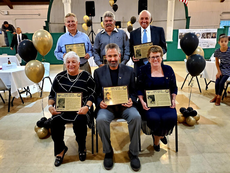 Hall of fame induction / lcctc reunion -