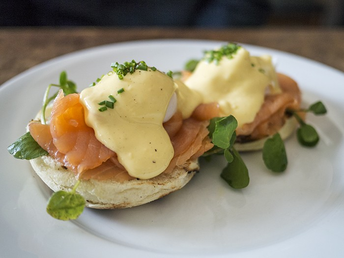 brunch - ServedSaturday 11-5 and Sunday 11-3