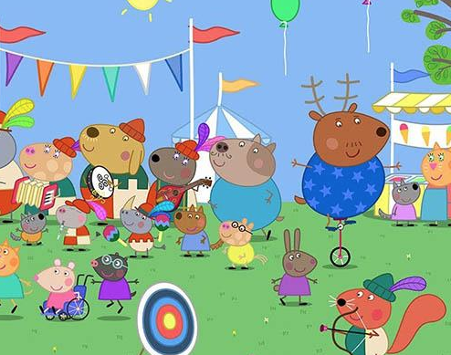 Peppa Pig - Festival of Fun