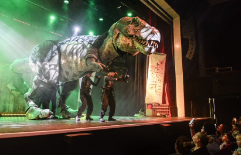 Dinosaur World Live - Newport