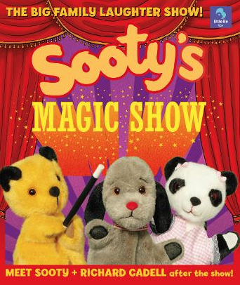 Sooty's Magic Show - Swansea