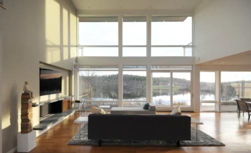 new modern house interior