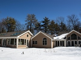 Woodstock Spa Addition - ADDITION
