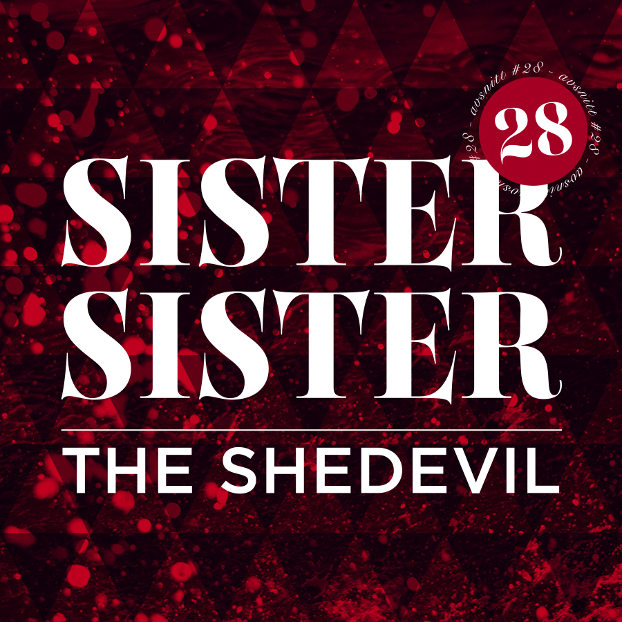 AVSNITT 28 - THE SHEDEVIL