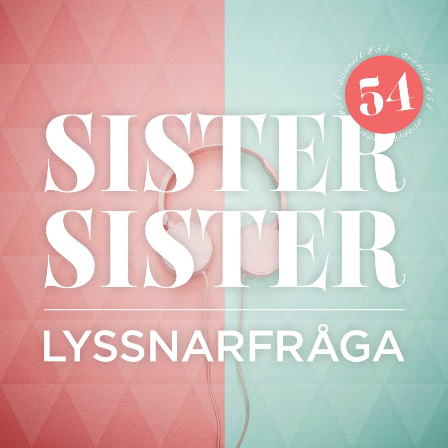 AVSNITT 54 - LYSSNARFRÅGA