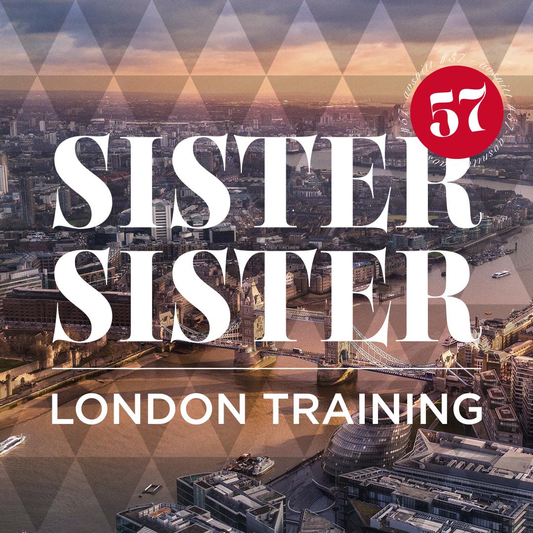 AVSNITT 57 - LONDON TRAINING