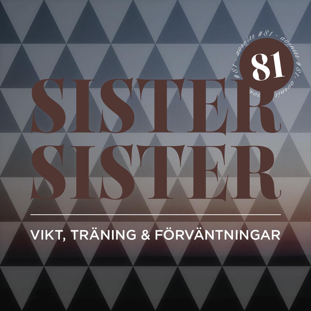 AVSNITT 81 - VIKT TRÄNING & FÖRVÄNTNINGAR
