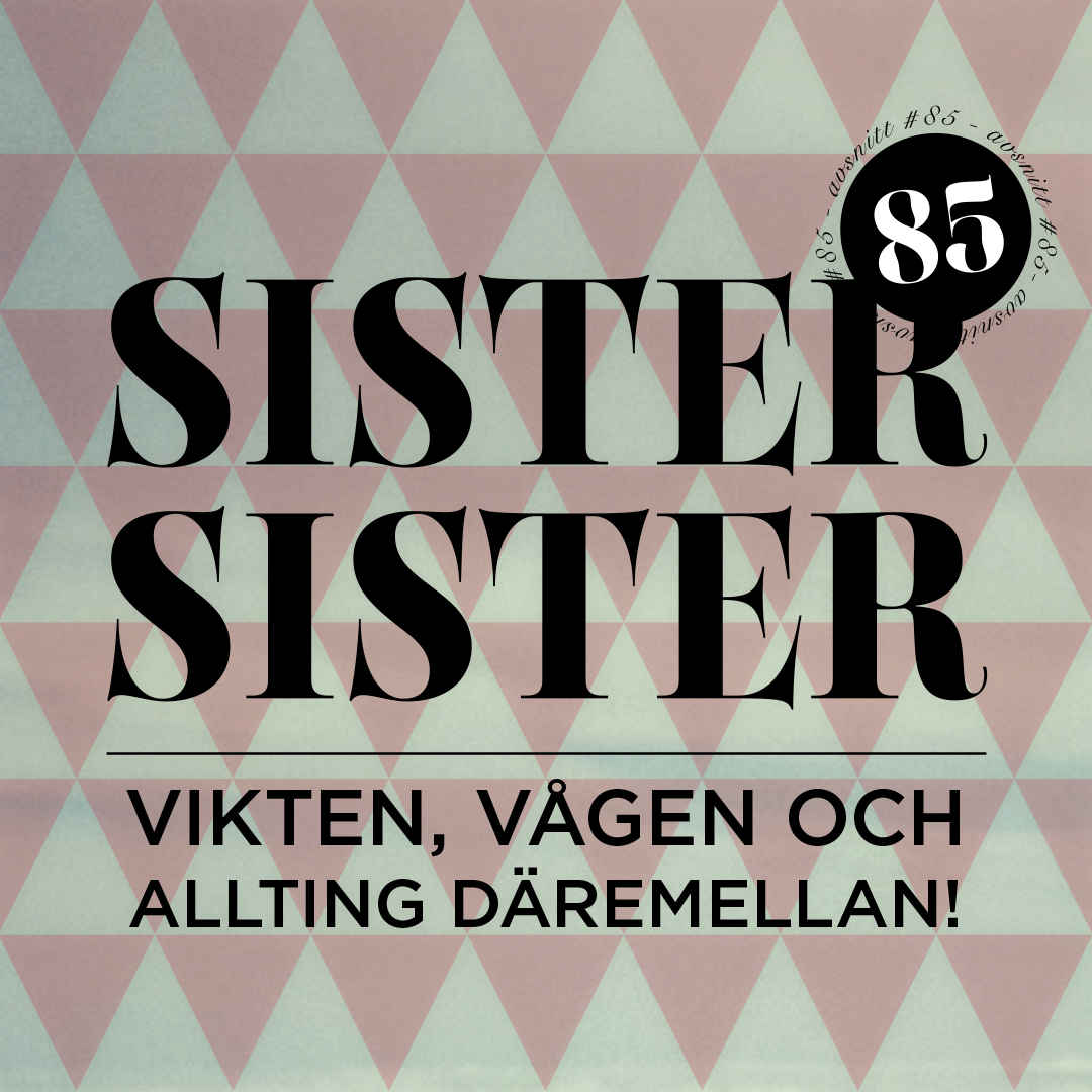 AVSNITT 85 - VIKTEN, VÅGEN OCH ALLTING DÄREMELLAN!
