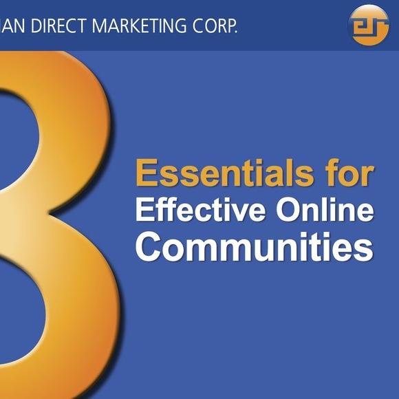 8 Essentials for Effective Online Communities -