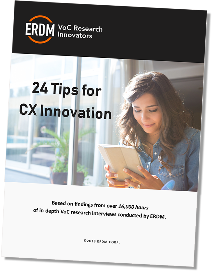 Download 24 Tips for CX Innovation
