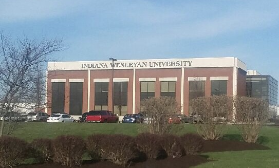 Indiana Wesleyan University, Greenwood Campus 1500 Windhorst Way Greenwood, IN 46143  We meet on the first floor. Our greeters will gladly point you to the right place. Hope to see you soon!
