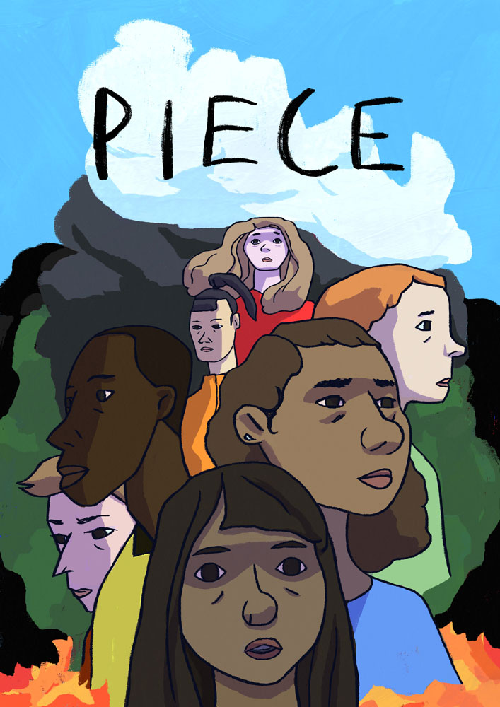 - Piece is a feature film project currently in development at the studio by Alan Holly