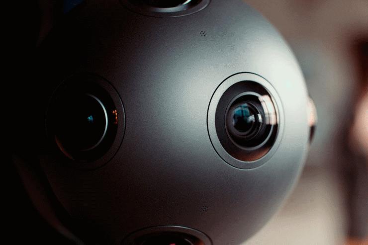 Nokia © OZO - Superb stereoscopic 360° video.