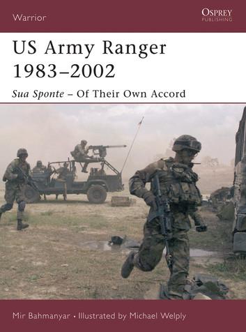 united states army, ranger, book, mir bahmanyar