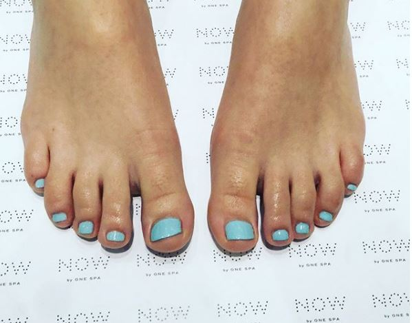 VINYLUX PEDICURE - COLOUR: TAFFY
