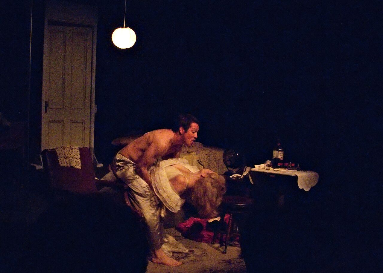Kristen Vaughan in A Streetcar Named Desire