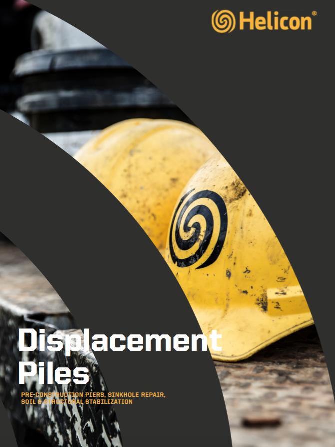 displacement piles