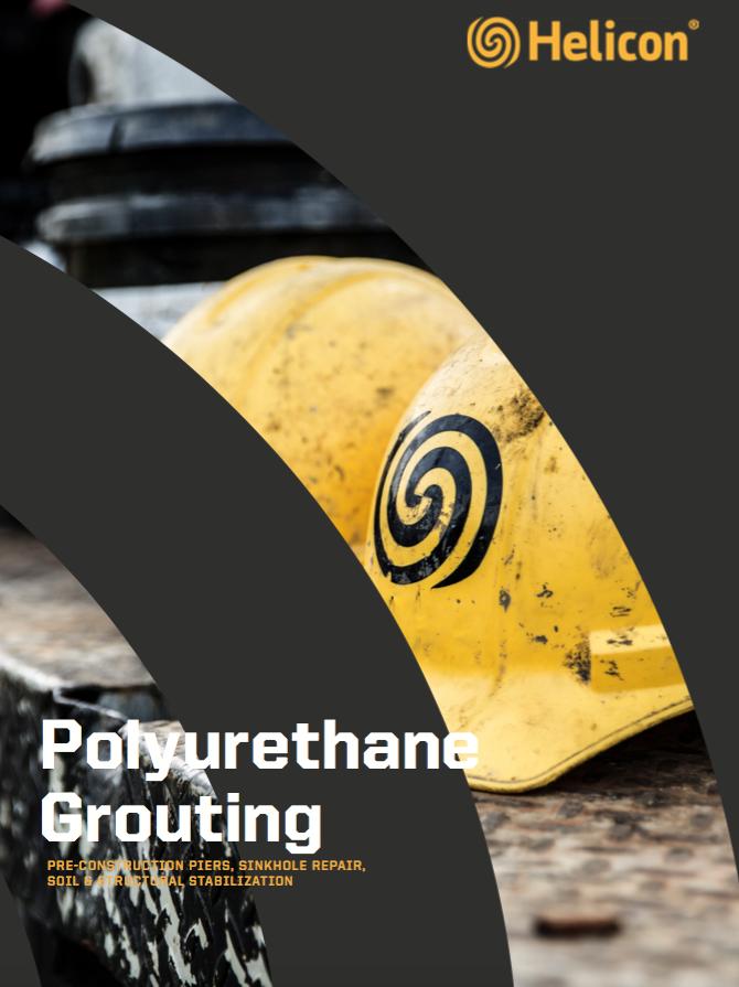 polyurethane grout
