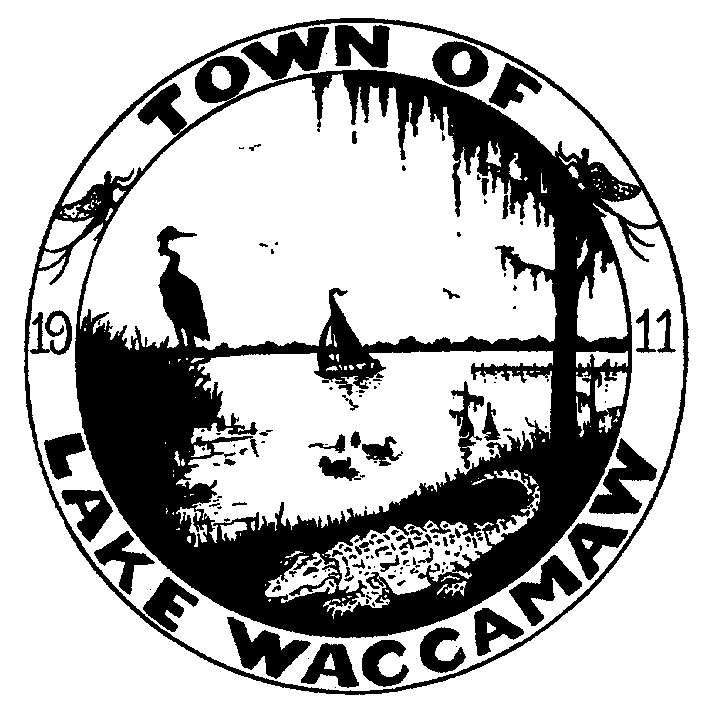 lake waccamaw town seal.png