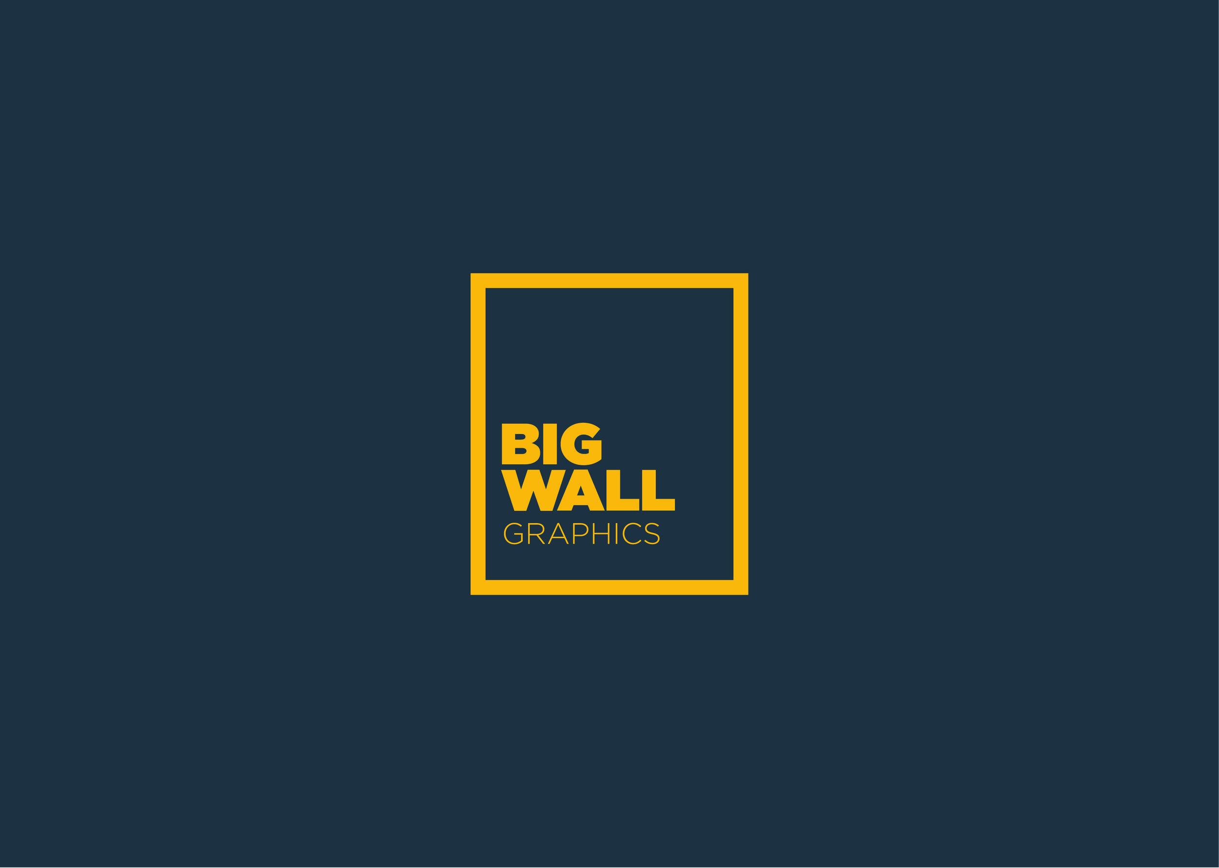 Final Big Wall Graphics Logo