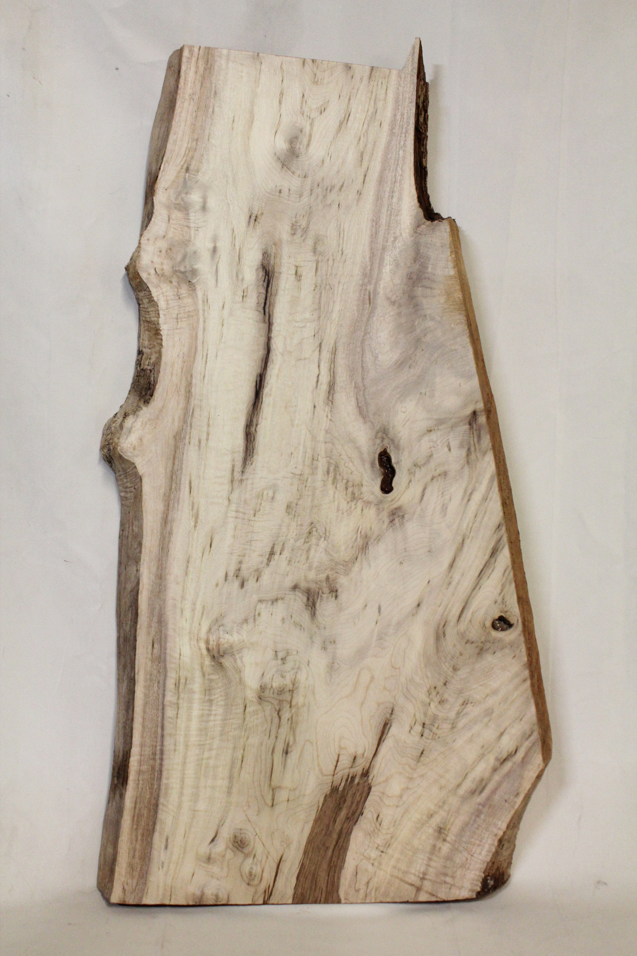 """Myrtle 1   This is a gorgeous figured 22.5"""" x 42"""" slab of Myrtle. This would make a great coffee table or end table.    See more"""