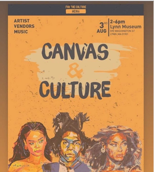 "Canvas & Culture is a 21 + interactive "" Pop Up"" style Day Party…"