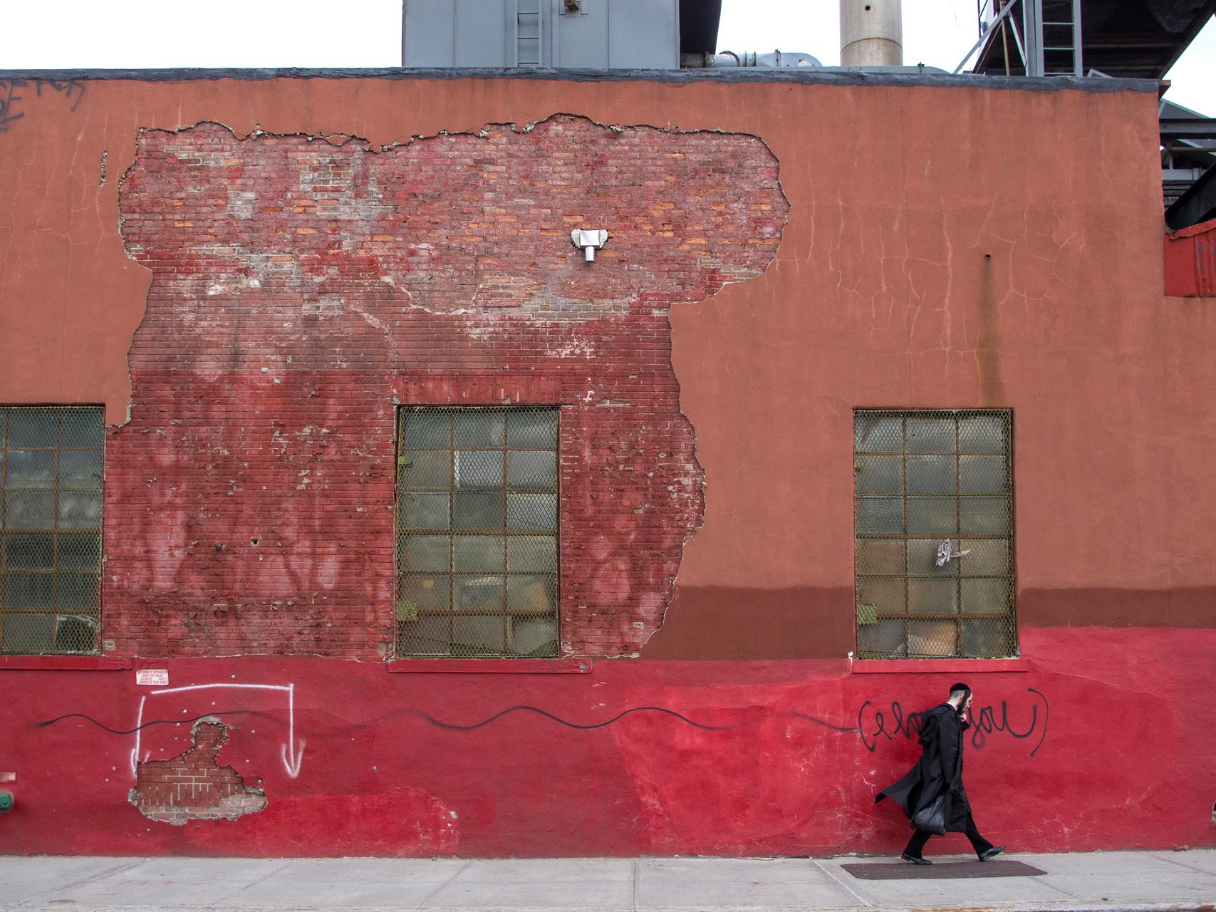 Richard Koek - Kent Avenue, Brooklyn - Courtesy Eduard Planting Gallery