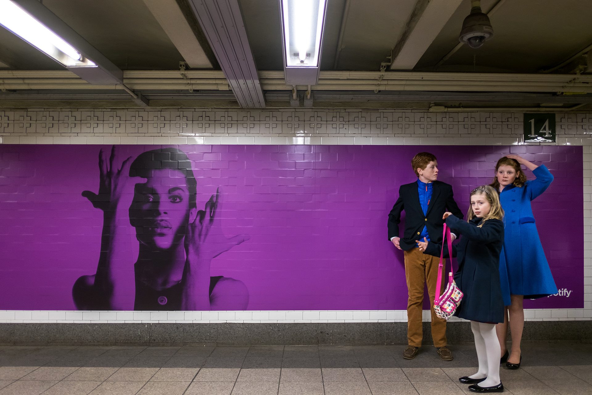 Richard Koek - Union Square, Manhattan - Courtesy Eduard Planting Gallery