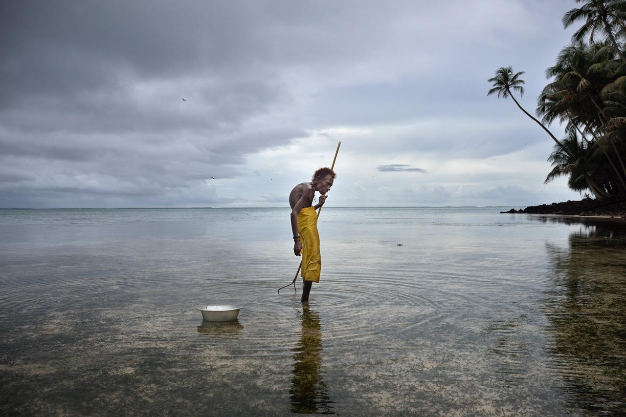 Climate change, Papua New Guinea, Bougainville © Kadir van Lohuizen / NOOR images