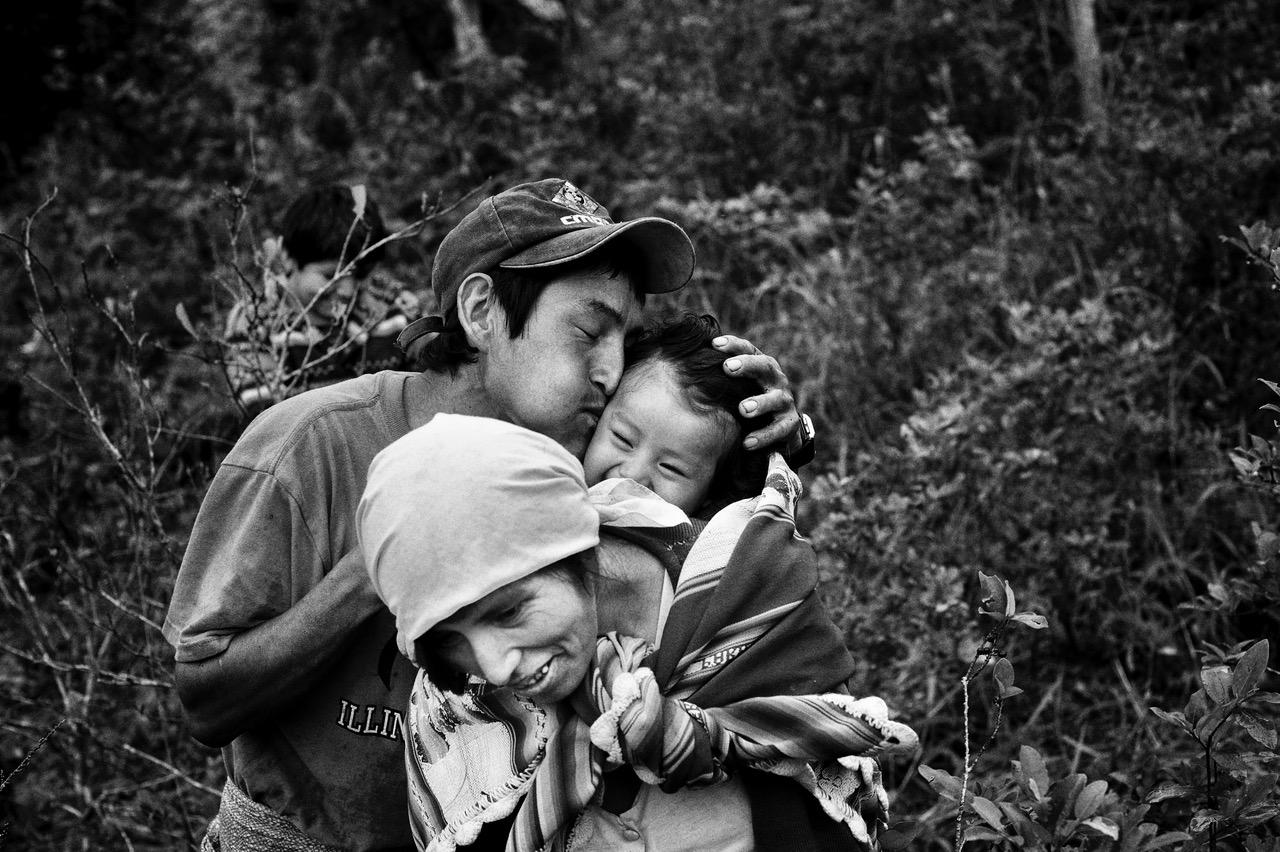 Via Panam, migration in the America's, Guatemala © Kadir van Lohuizen/NOOR Images