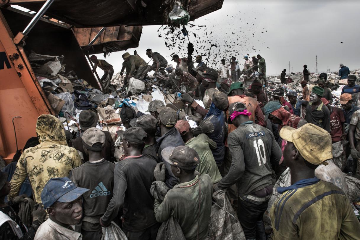 © Kadir van Lohuizen / NOOR Images