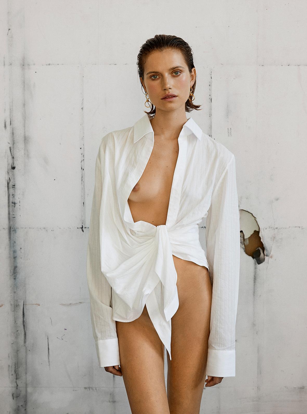 © Fleur Bult / Vogue Ukraine