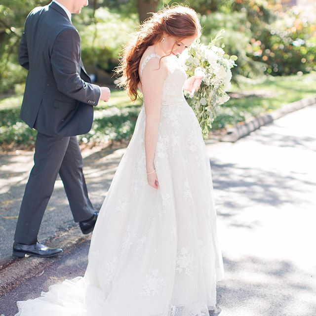 A few sneaks from Katie & Jake's gorgeous wedding day! #annakphotog #annakbride