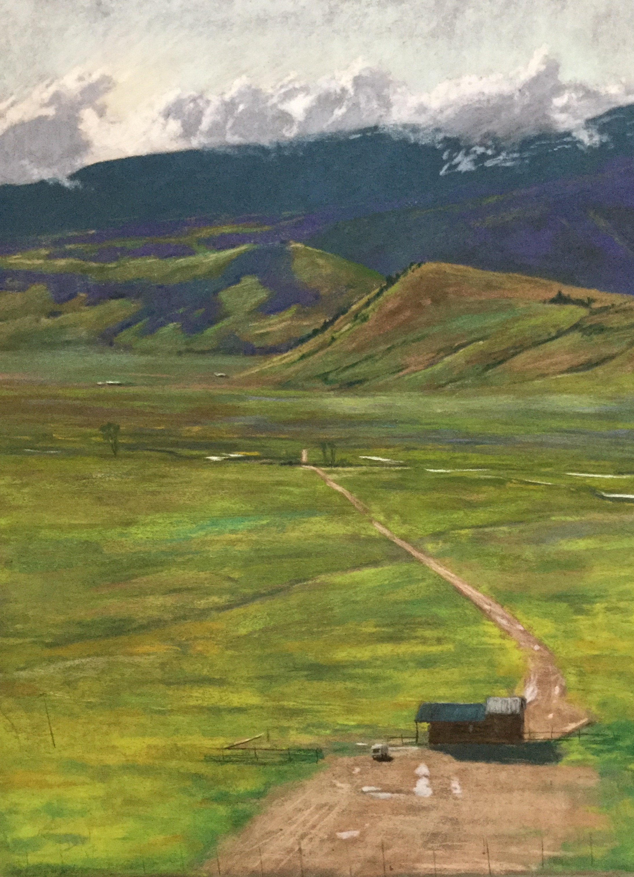 The Elk Refuge: June