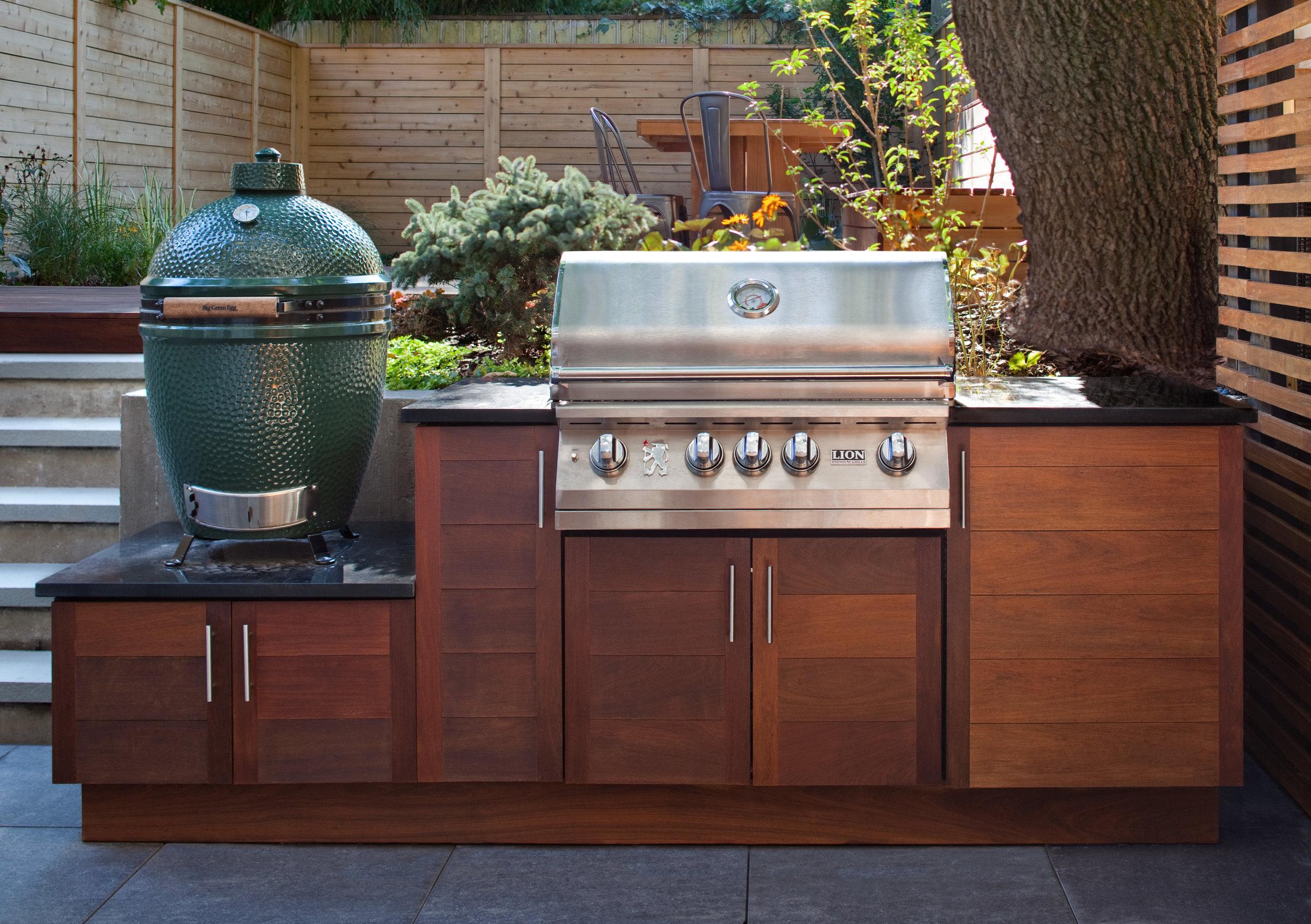 Outdoor Kitchen & BBQ Design   Brooklyn   NYC