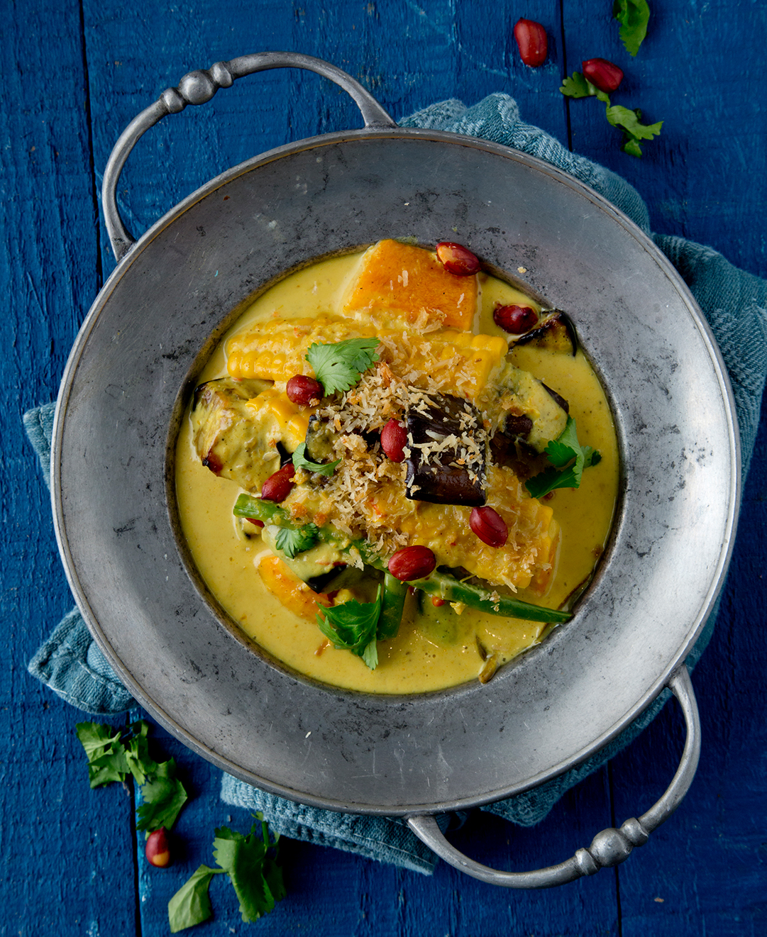 Balinese Yellow Curry - Gluten Free