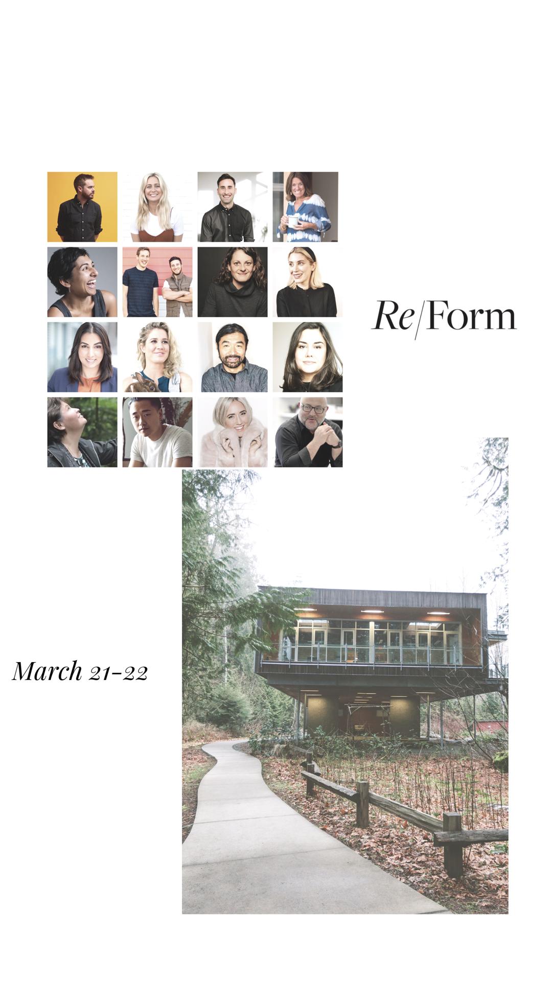 reform conference chantel chapman