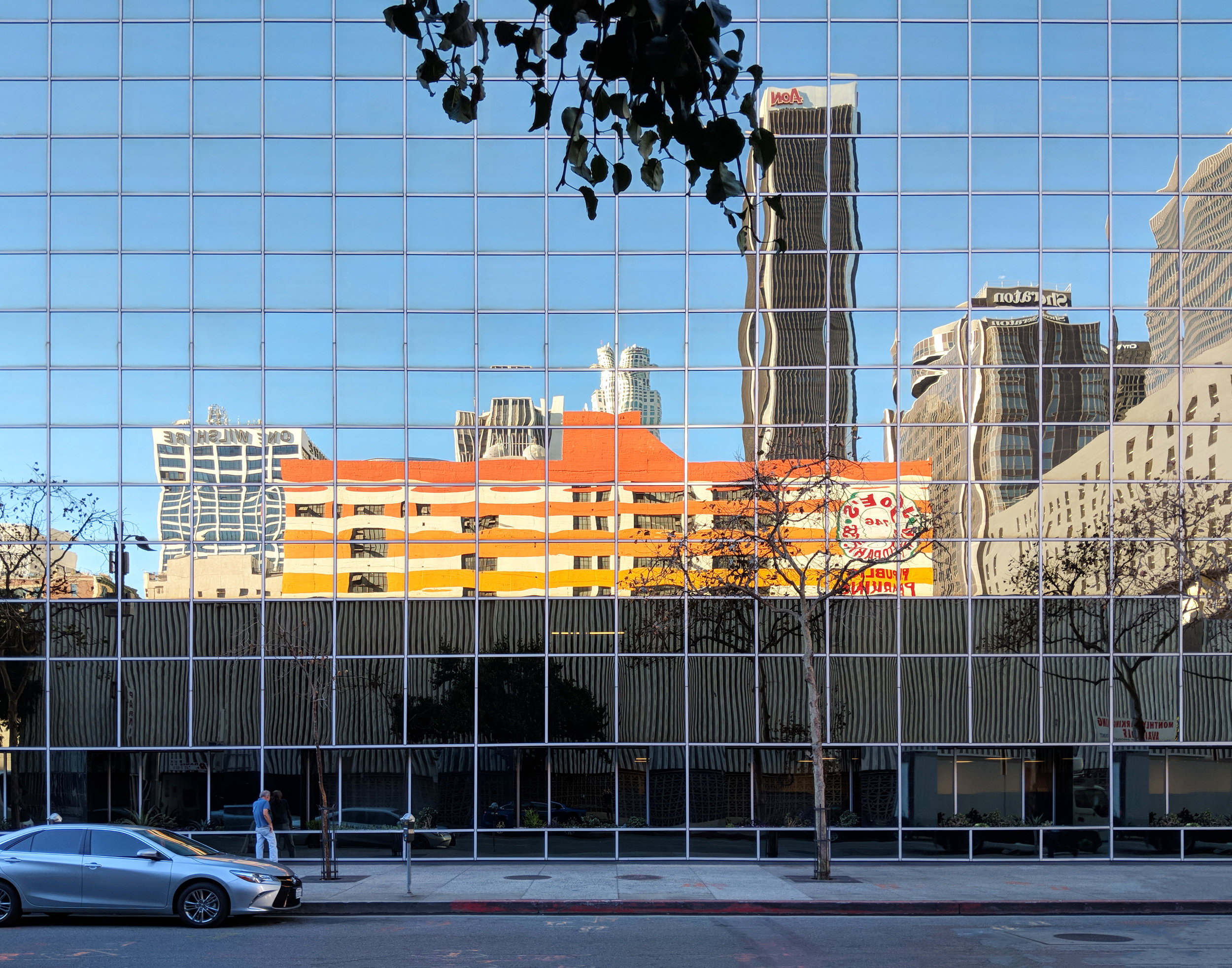 Urban Reflection II