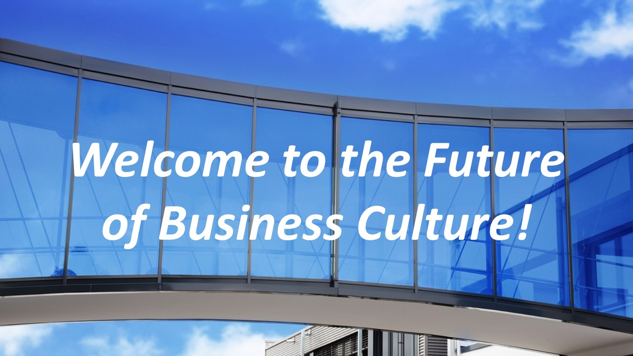 The future of business culture - mindfulness and mindful leadership
