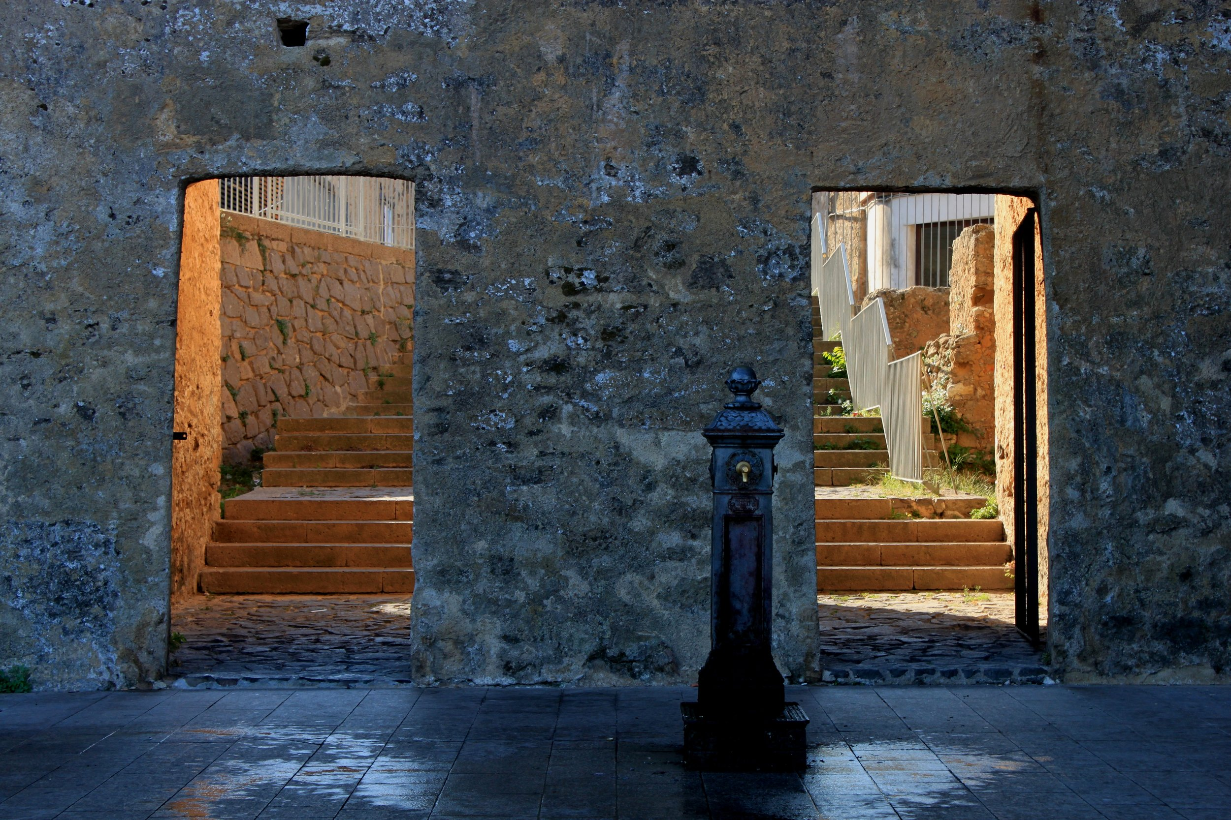 Old town accommodations Alghero