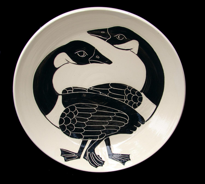 2 Geese Bowl