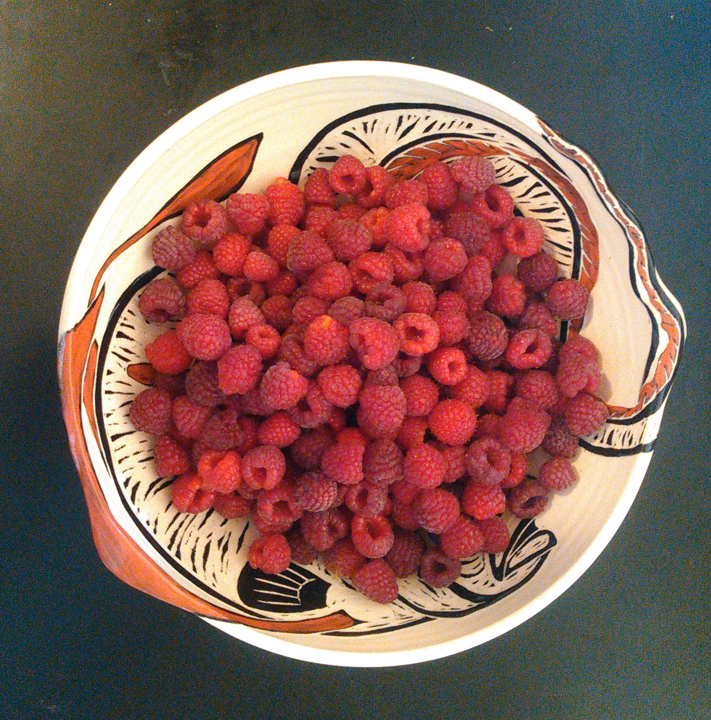 Bee Poliinated Berries