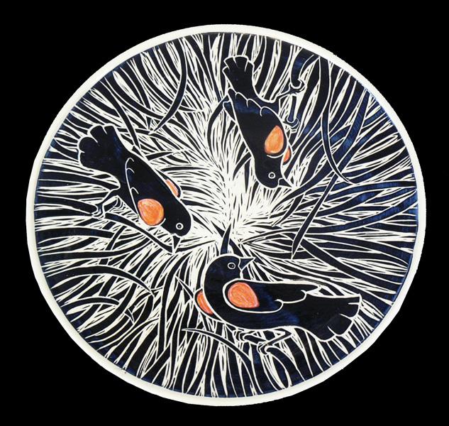 Redwing Plate