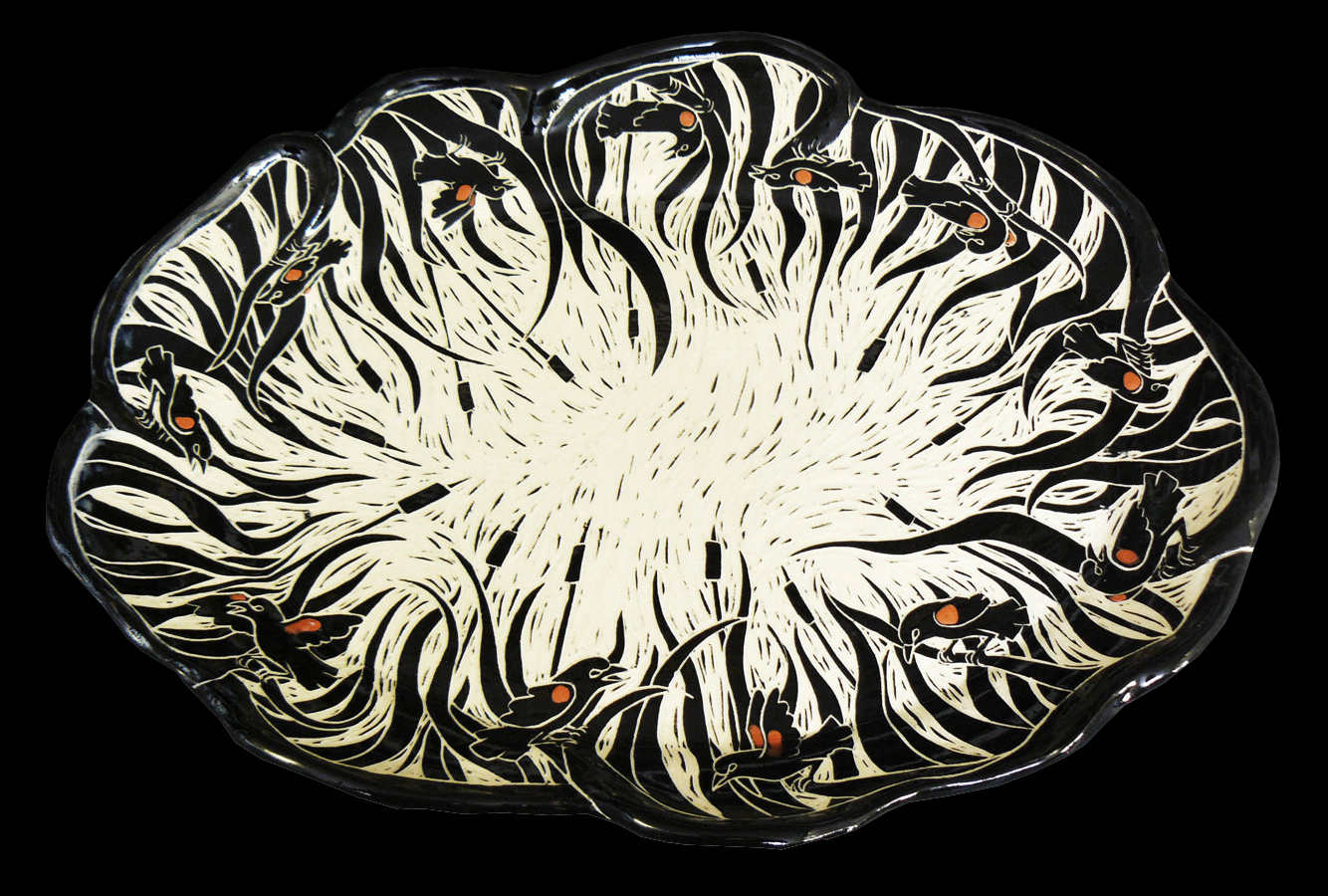 Redwing Platter 3D