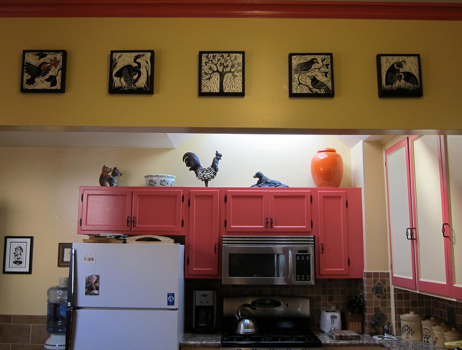More framed tiles