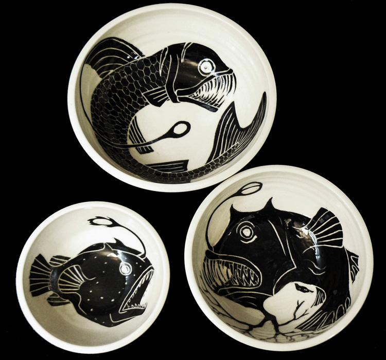 Anglerfish Nesting Set
